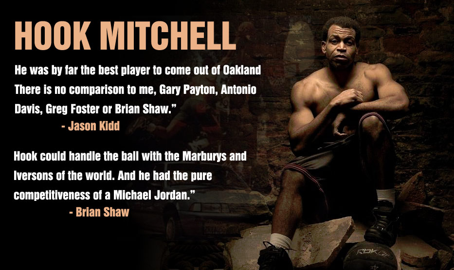"The Legend of Demetrius ""Hook"" Mitchell"