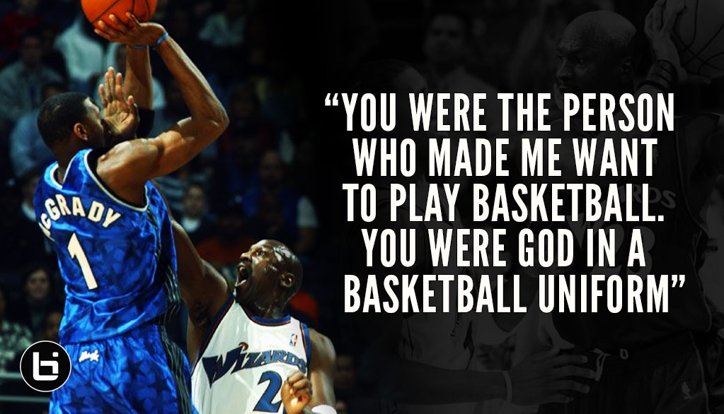 "Tracy McGrady's ""Love Letter"" to Michael Jordan + MJ Going Off On T-Mac Over The Years"