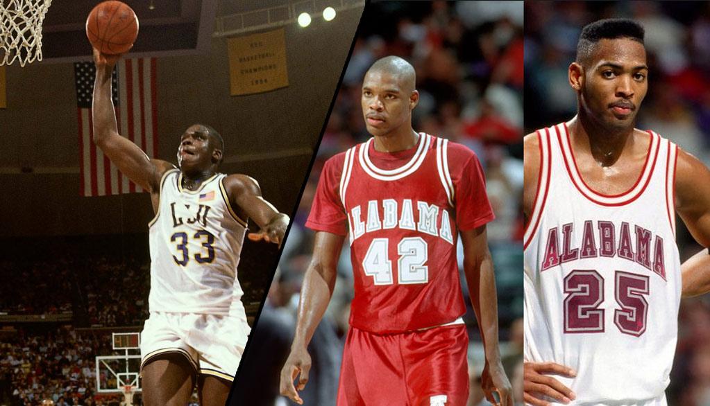 (1992) LSU vs Alabama: Shaq, Sprewell & Horry