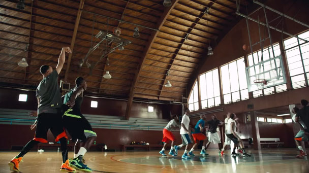 "Steph Curry explains how he knows he's going to make the clutch shots in new Under Armour ad ""HOW IT ENDS"""