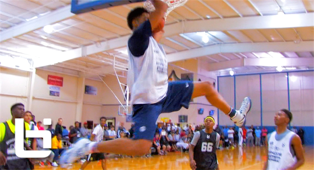 PJ Washington DOMINATES Pangos All-South Camp! Sick Highlights From TOP TEN Player!