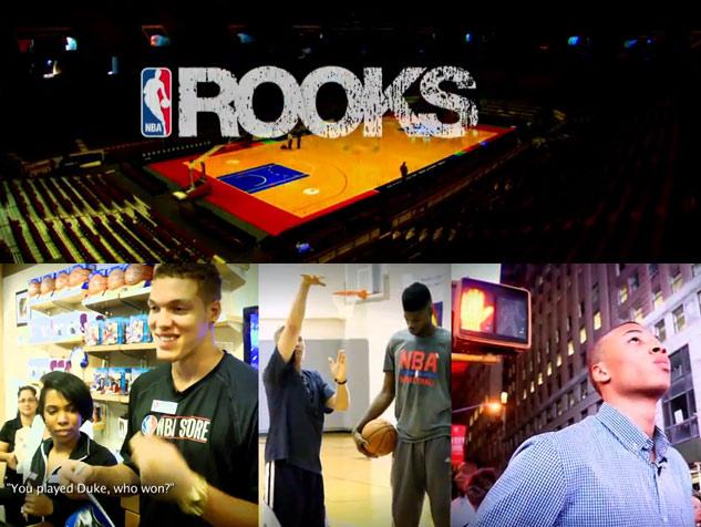 NBA Rooks Series: Aaron Gordon, Nerlens Noel & Dante Exum