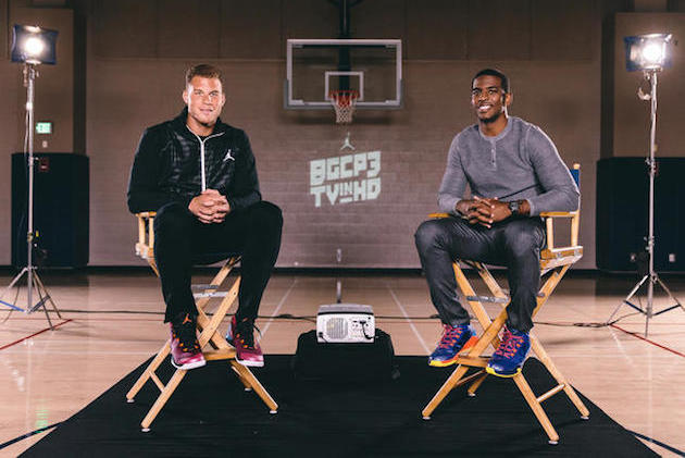 Chris Paul & Blake Griffin putting on a show on and off the court | BGCP3TV in HD