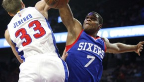 NBA: Preseason-Philadelphia 76ers at Detroit Pistons