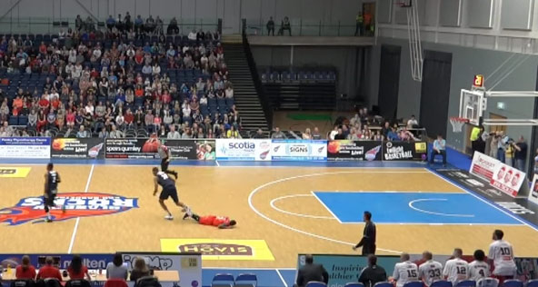 Check out this painful screen from Kieron Achara