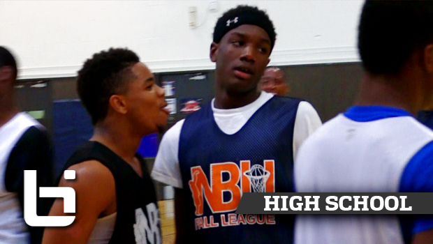 POTD: 6'3 High School Player Finishes Dunk And-1 TWICE in a Game!