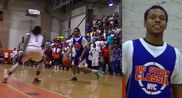 "Isaiah Briscoe aka ""Must See TV"" is the #1 PG in 2015 class"