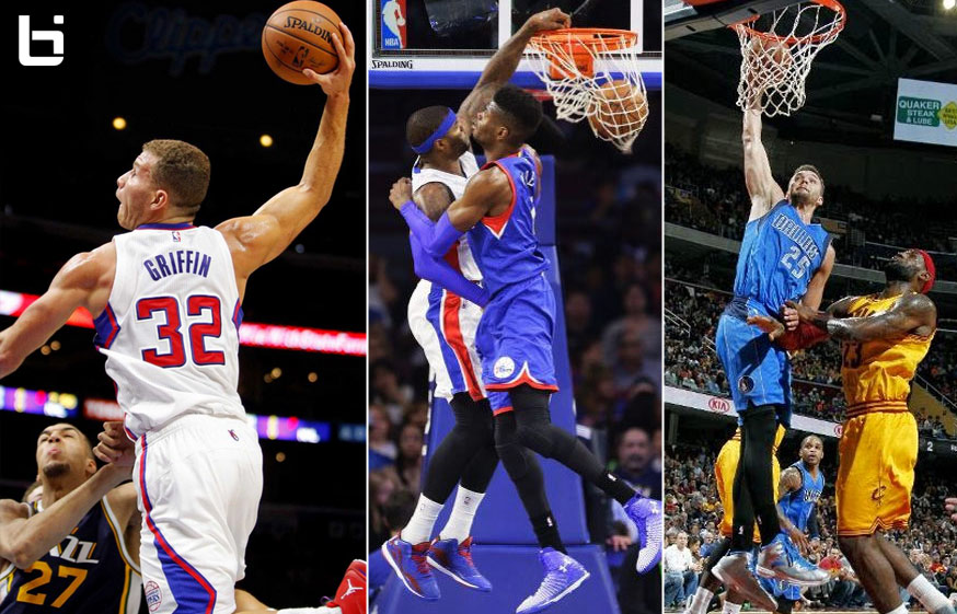 Top 15 Dunks of the 2014 NBA Preseason