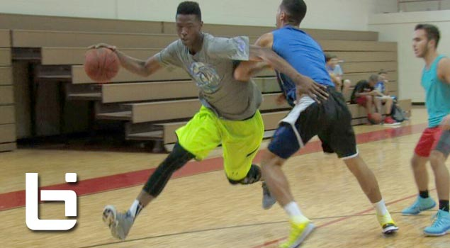 "6'10"" Harry Giles The Return Mixtape: 16 Yr Old MONSTER is NBA Ready"