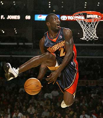 Jason Richardson's latest injury could end his impressive career | J-Rich Top 100 Dunks