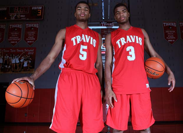 Happy Birthday to the Harrison Twins
