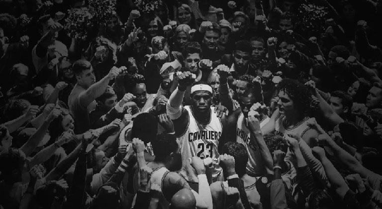 "Nike's new LeBron Commercial ""Together"" will probably give you goosebumps"