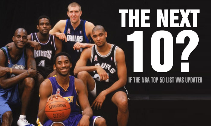 Open Court: Who are the Next 10 Great Players