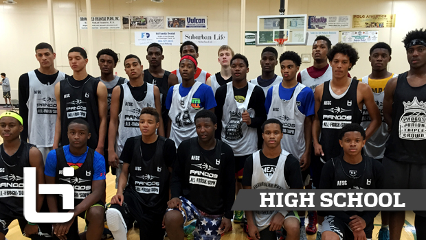 Top Underclassmen Show Out at Pangos All-Midwest Frosh/Soph Camp! Jeremiah Tilmon, Kezo Brown & More!