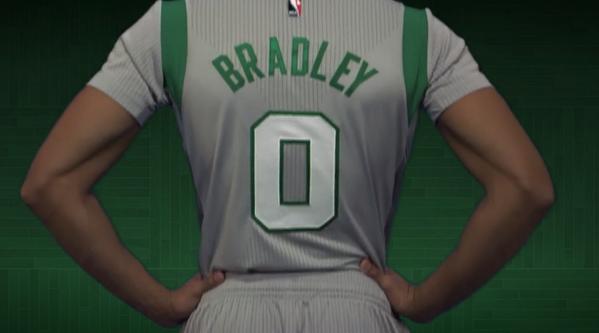 Photo: Boston Celtics new ugly jerseys