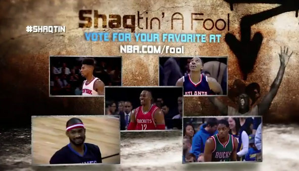 New Shaqtin' a Fool w/ Brandon Knight, Shumpert & Dwight Howard