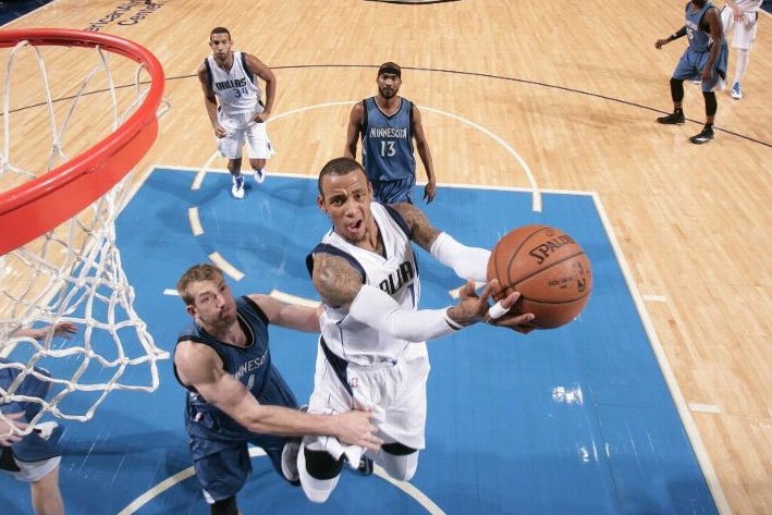 Monta Ellis scores season high 30 vs the Timberwolves