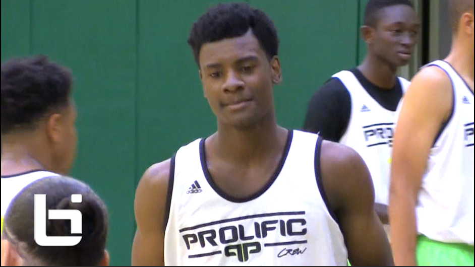 The TOP HS Junior/Player In The Country? Josh Jackson Is A Serious Talent!!! Ballislife Mixtape