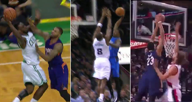 Dunks of the Night feat. Jeff Green, Al-Farouq Aminu & Anthony Davis