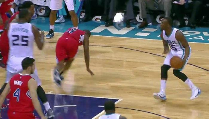 b699a2286def Kemba Walker breaks Chris Paul s ankles (with the help of DeAndre s ...