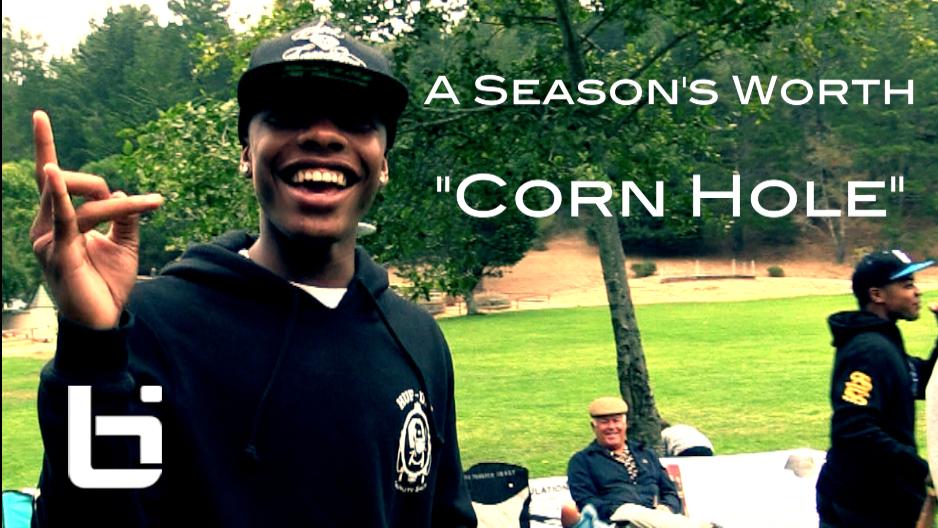 A Season's Worth – Corn Hole (Trevor Sr. & Tristen VS. Mello & Mike)