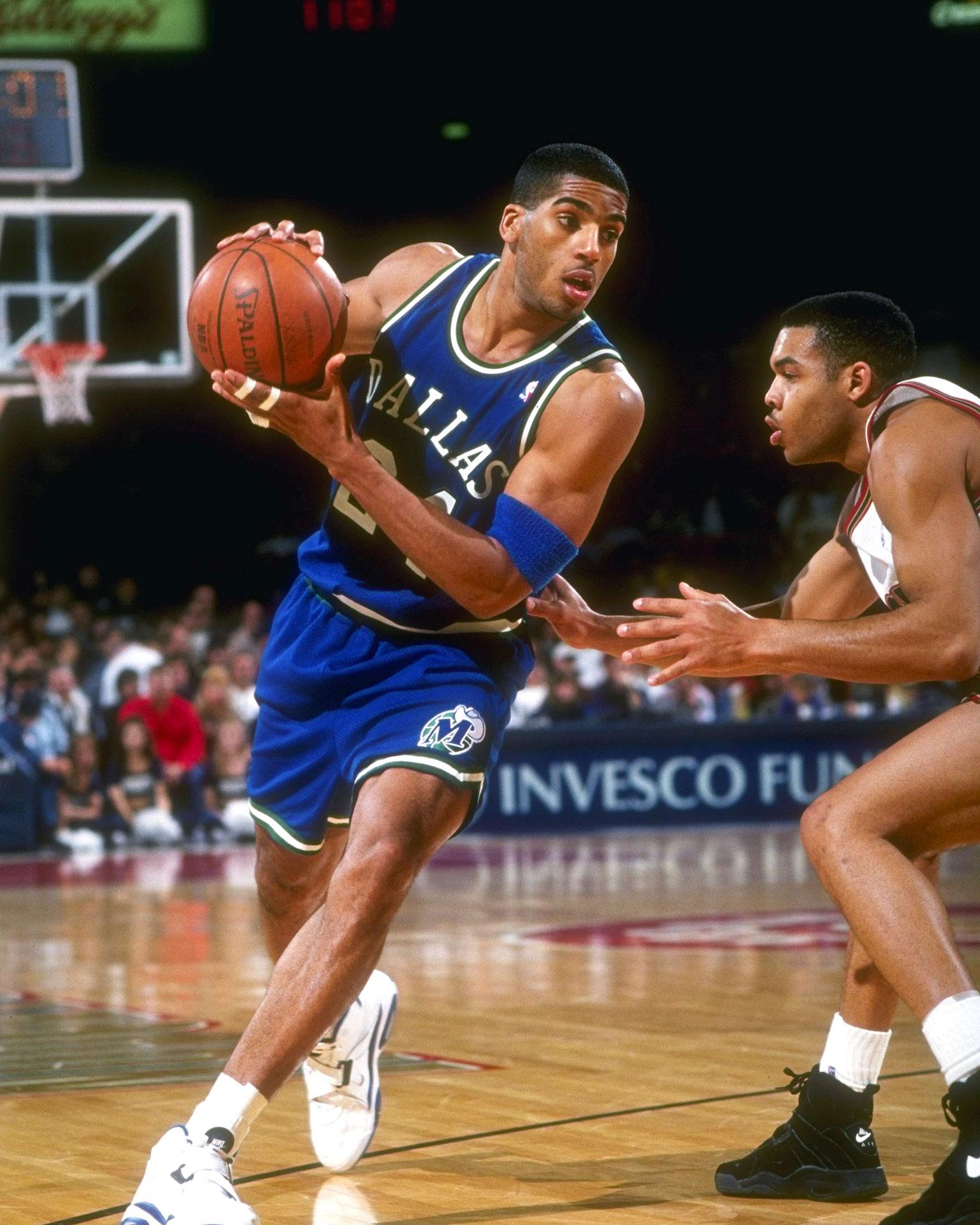 1994 Jimmy Jackson drops 50 against the Nug s