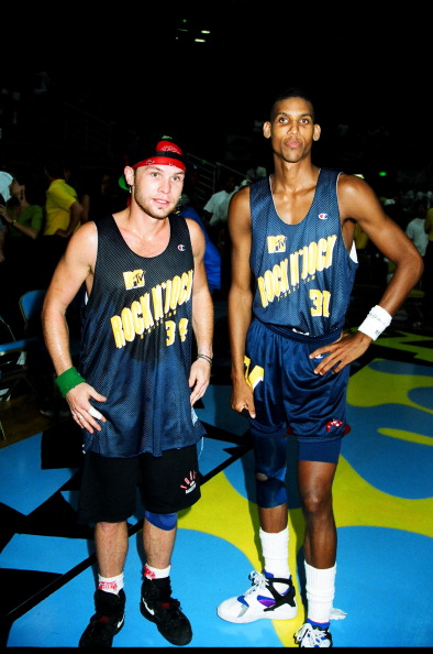 1992 MTV Rock 'n' Jock Basketball
