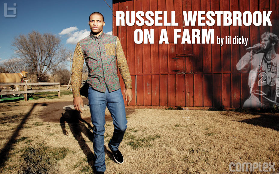 The Best Song Ever Made About Beastbrook: 'Russell Westbrook On A Farm' By Lil Dicky