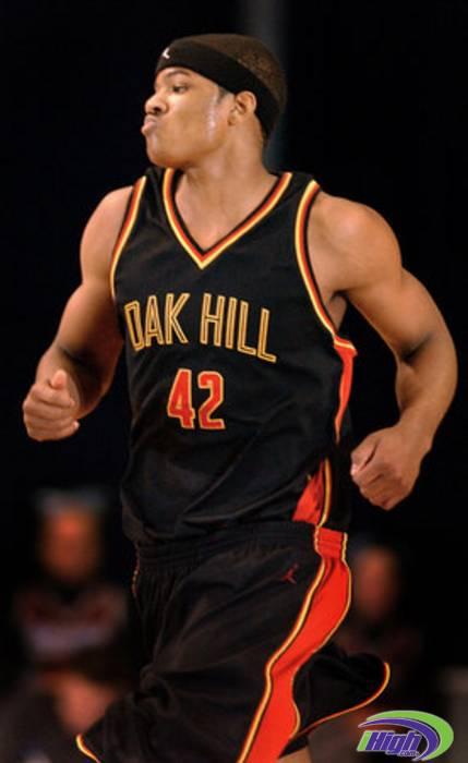 2003: Josh Smith scores 53 in High School All-Star game, breaks Kobe's record