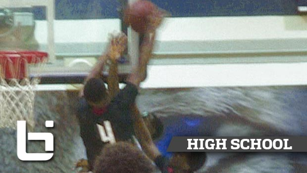 Dennis Smith CRAZY Block & Chris Clemons Drops 35 in Front of Full House!