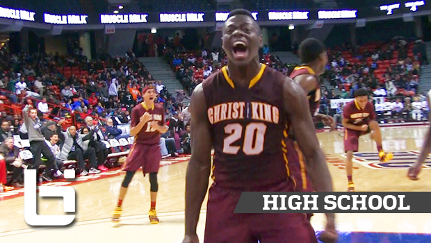 NYC's Top HS Player Rawle Alkins Shows Freakish Talent & Athleticism at Chicago Elite Classic