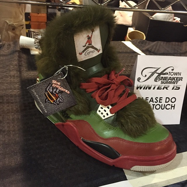Best of the 2014 Winter H-Town Sneaker Summit