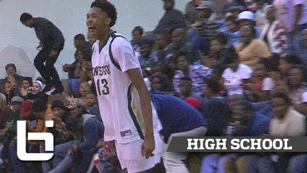Brandon Ingram Hits Defender with KD Crossover in Front of Coach K!