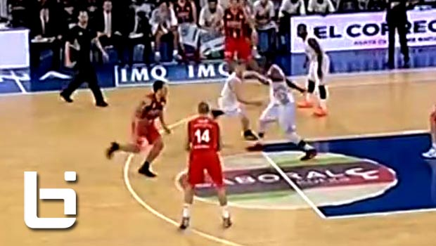 Mike James LOSES Defender & Hits The Jumper!