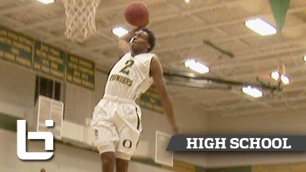 Antonio Blakeney is Crafty! First Half Senior Season Mixtape