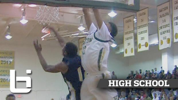 Brandon Ingram DOES IT ALL in Front of Coach K & John Calipari (3 Game Mix)