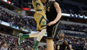 NCAA Basketball: Crossroads Classic-Notre Dame vs Purdue