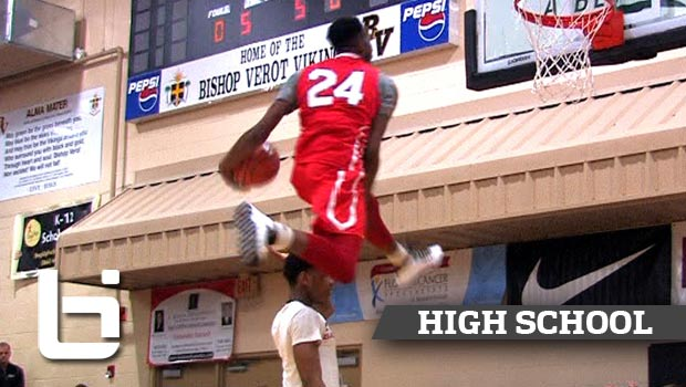 Derrick Jones Upstages NBA Dunk Contest With INSANE Dunks at City of Palms Dunk Contest!
