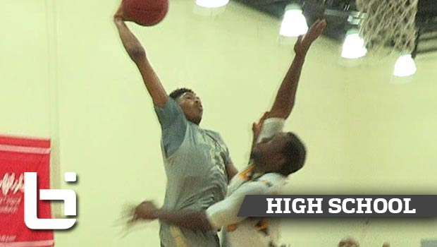 Brandon Ingram Meets Defender Mid-Air & Finishes STRONG in Front of Roy Williams