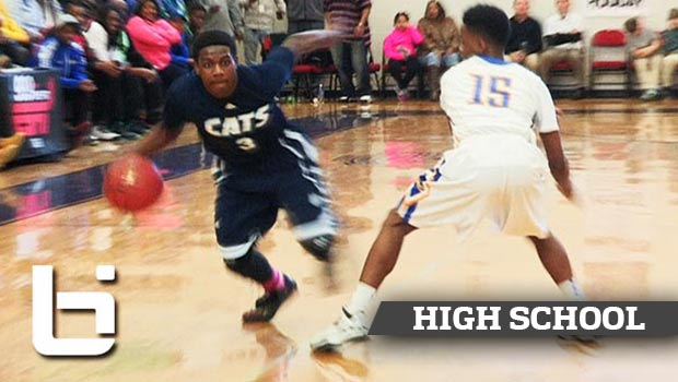 5'9 Chris Clemons Goes for 36 pts/6 ast/6 reb on Day 1 of HSOT