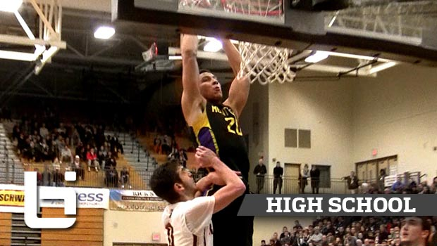 Ben Simmons Does It AGAIN! Throws It Off The Backboard & Dunks On Defender!