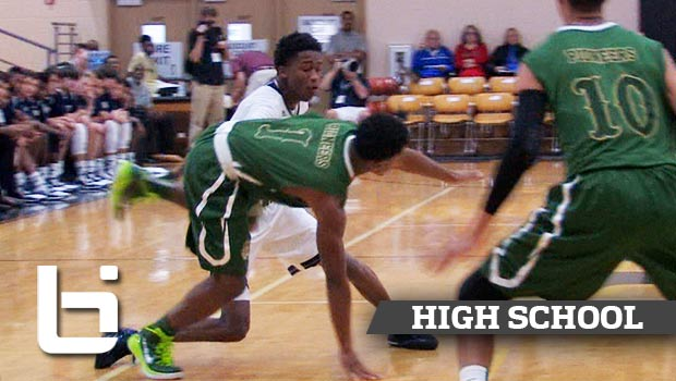 Kobi Simmons & Malik Beasley Dynamic Back-Court Invades City of Palms
