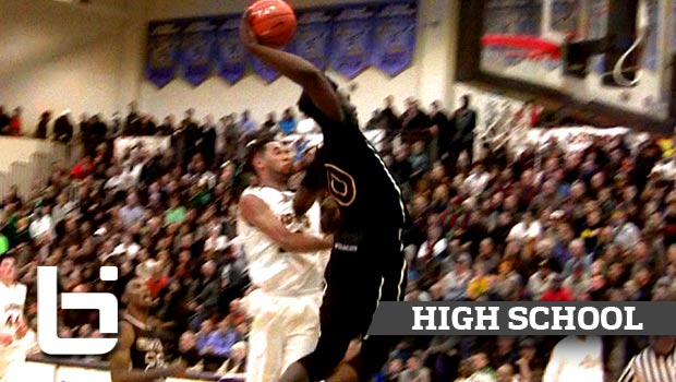 Jaylen Brown Shows Why You Shouldn't Jump With Him! Dunk of The Day!