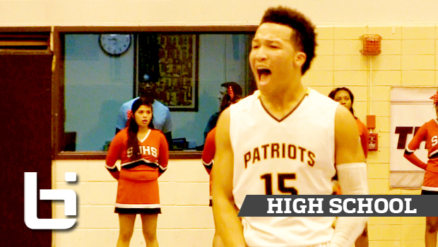 Villanova-Bound Jalen Brunson Looks Like Nation's Top HS Floor General at Proviso Tourney!