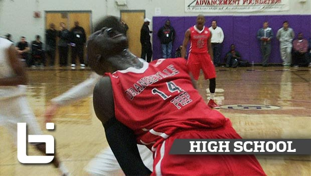 Harry Giles & Thon Maker Battle For #1: HSOT Holiday Invitational Official Recap