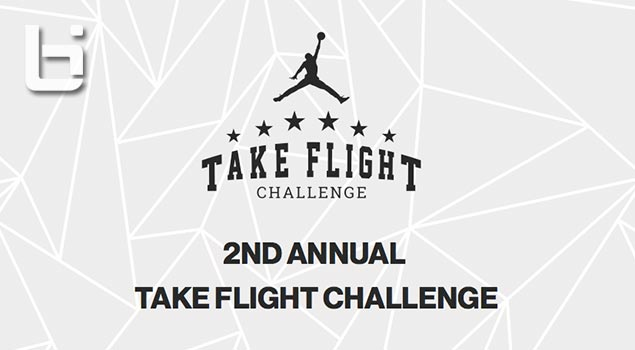 2nd Annual Jordan Take Flight Challenge