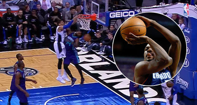 Tobias Harris' dunk on Michael Kidd-Gilchrist was nastier than MKG's (improved) shooting form