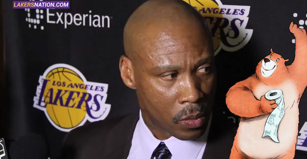 Byron Scott calls out Lakers for being soft
