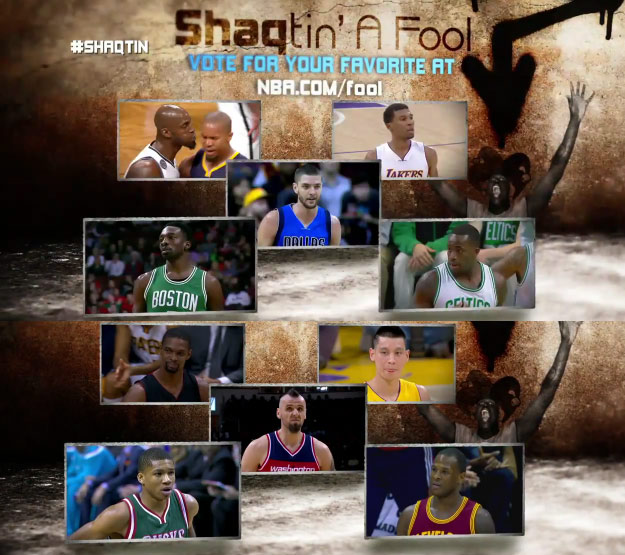 Shaqtin' a Fool Supersize Edition (1.8.15)