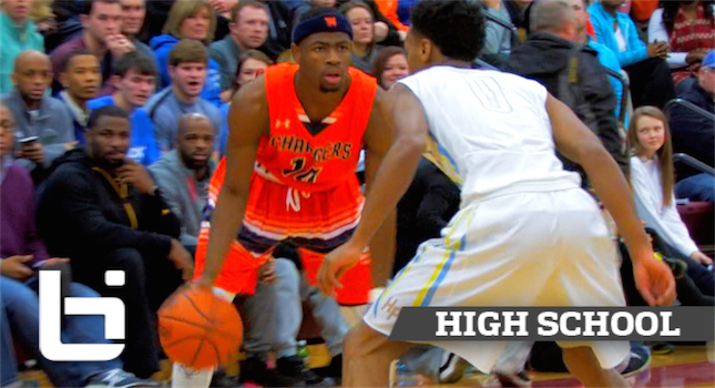 Malik Newman Was UNSTOPPABLE At Mustang Madness Tournament!